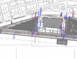 Μελέτη - Σχεδιασμός δικτύου ποδηλατοδρόμων